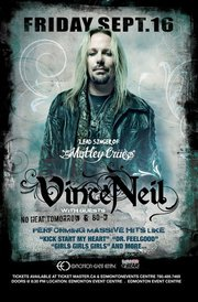 Hollywood Assassyn LIVE with Vince Neil - Cheap Tix here